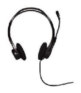 Auriculares con microfono logitech pc960 usb