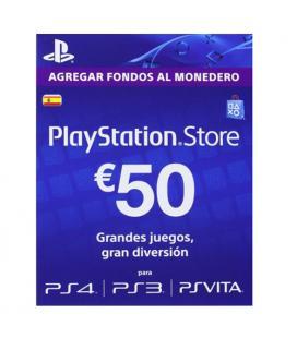 PlayStation Live Card 50€ - Imagen 1