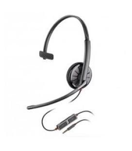 Auricular plantronics blackwire c215 microfono usb anulauricular plantronics audio 628 microfono anulacion de ruido pc movil tab
