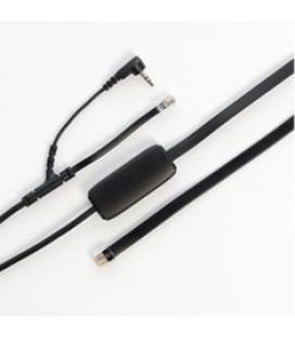 Cable de conexión ehs plantronics aps-11 - compatible según especificaciones