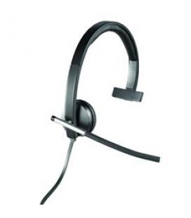 Auriculares con microfono logitech headset h650e
