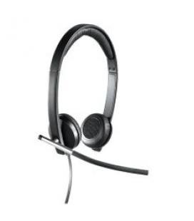 Auriculares con microfono logitech headset h650e - Imagen 1