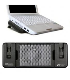Soporte ordenador portatil con refrigeracion phoenix jetcooler