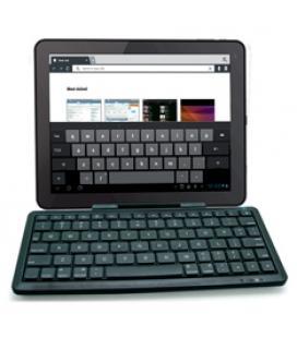 Mini teclado inalambrico phoenix keytablet multimedia bluetooth / soporte universal para tablet ipad