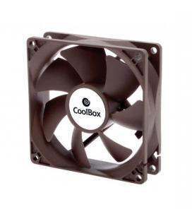 Ventilador auxiliar coolbox 9cm / 1600rpm / color negro - Imagen 1