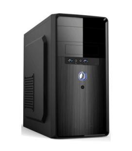 Caja ordenador microatx mpc24 2 usb3 .0 fuente 500w negra oem - Imagen 1