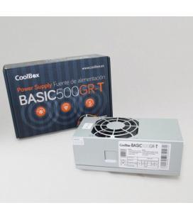 Fuente de alimentacion coolbox tfx basic 500gr-t (cerohs)
