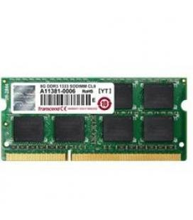 Memoria portatil ddr3 4gb transcend/ 1600 mhz/ pc12800