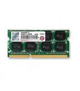 Memoria ddr3l 8gb transcend/ 1600 mhz/ so-dimm/ 2rx8/ cl11