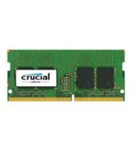 Memoria ddr4 8gb crucial/ sodimm 260/ 2400mhz/ pc4 19200/ cl 17/ 1.2v/ no ecc