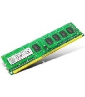 Memoria ddr3 2gb transcend/ 1600 mhz/ pc12800
