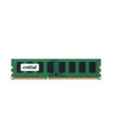 Memoria ddr3 2gb crucial/ dimm 240/ 1600 mhz/ pc3 12800/ cl11/ 1.35v - Imagen 1