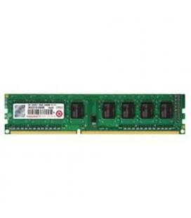 Memoria ddr3 4gb transcend/ 1333 mhz/ pc10600/ 256mx8