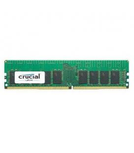 Memoria ddr4 8gb crucial/ dimm 288/ 2400 mhz / pc4 19200 / cl17/ ecc registrado