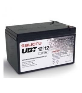 Bateria estandar compatible para sais salicru 12ah 12v