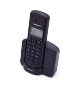 Telefono inalambrico dect daewoo dtd-1350b negro / base cargadora/ gap