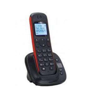 "Telefono inalambrico aeg thor 15 1.6""/ negro y rojo"