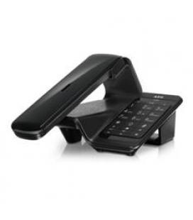 "Telefono inalambrico aeg lloyd combo 15 1.6""/ negro"