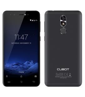 "Telefono movil smartphone cubot r9 negro / 5"" / 16gb rom / 2gb ram / 13mpx - 5mpx / sensor de huella /"