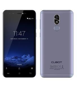 """Telefono movil smartphone cubot r9 azul / 5"""" / 16gb rom / 2gb ram / 13mpx - 5mpx / sensor de huella /"""