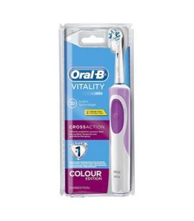 Cepillo de dientes electrico oral b d12513cablip violeta