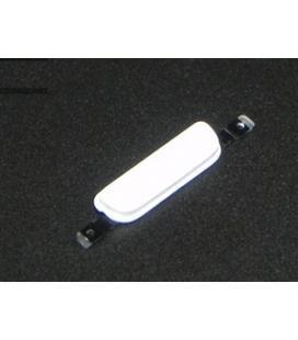 Repuesto boton home para smartphone samsung galaxy s3 mini i8190 blanco