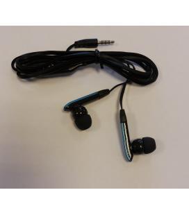 Auriculares phoenix manos libres conector jack 3.5