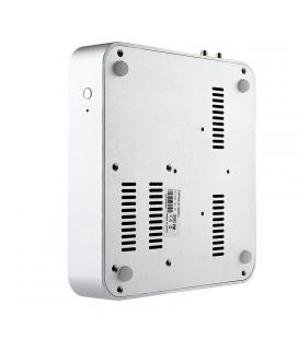 Hystou FMP03 Barebones Mini PC - i5-5200U Processor, 16GB RAM, 256GB Memory, SATA Support, Licensed Windows 10, Wi-Fi