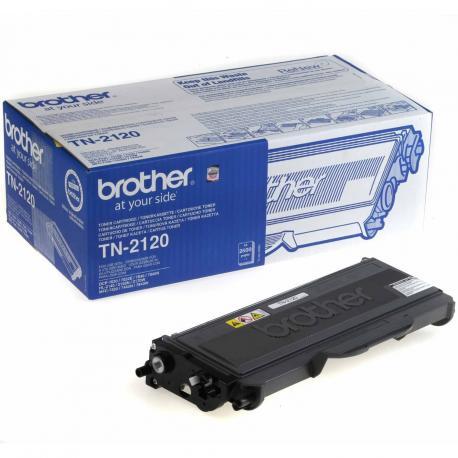 TONER BROTHER TN-2120 2500 PAGINAS - Imagen 1