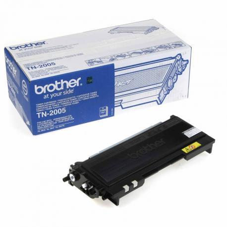 TONER BROTHER TN-2005 1500 PAGINAS - Imagen 1