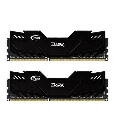 Team Dark Black 16Gb (2x8Gb) DDR3 1866Mhz 1.5V - Imagen 1