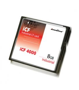 Innodisk iCF 4000 8Gb. Compact Flash Industrial