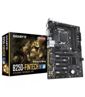Gigabyte Placa Base B250 FinTech BTC ATX LGA1151