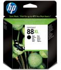 HP Cartucho de tinta original 88XL de alta capacidad negro - Imagen 2