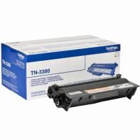 TONER BROTHER TN-3380 8K BK