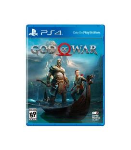 JUEGO SONY PS4 GOD OF WAR