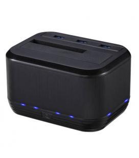 Tooq TQDSHC-101B. Docking USB 3.0 + cargador - Imagen 1