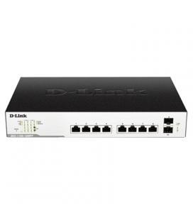 D-Link DGS-1100-10MPP Switch 8xGB PoE+ 2xSFP