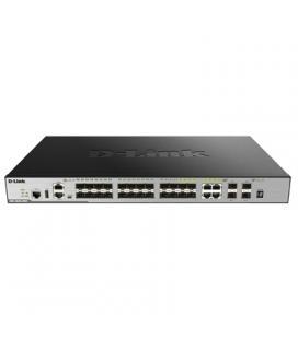 D-Link DGS-3630-28SC Switch L3 24xSFP 4x10GB