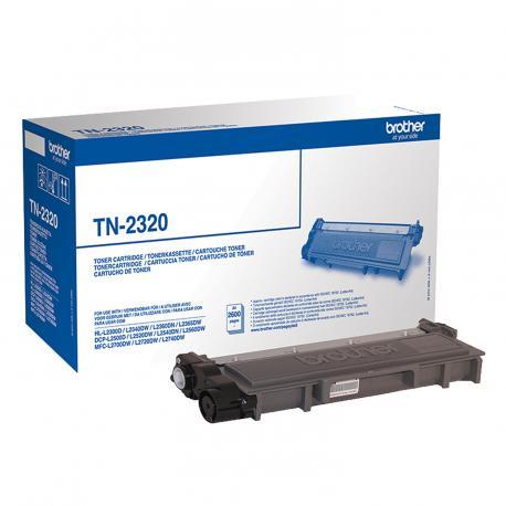 TONER BROTHER TN-2320 2600 PAGINAS - Imagen 1