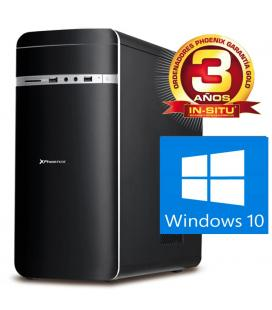 Ordenador pc phoenix spyro amd 6400k 4gb ddr3 1tb rw micro atxsobremesa windows 10