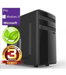 Ordenador phoenix topvalue intel i5 8gb ddr4 240 gb ssd f.a.300w eficiencia energetica rw windows 10 profesional micro atx