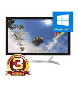 """Ordenador phoenix all in one corellia intel i3 4gb ddr3 1tb pantalla led 21.5"""" rw wifi webcam windows 10"""