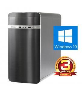 Ordenador pc phoenix casia intel core i7 8gb ddr4 2133 1tb rw micro atx sobremesa windows 10