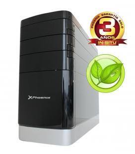 Ordenador phoenix topvalue intel i7 6700 8gb ddr4 240 gb ssd f.a.500w eficiencia energetica rw micro atx