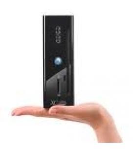 Mini barebon multimedia aopen gp7a slim negro optico audio 2.0 usb esata hdmi lan - Imagen 1