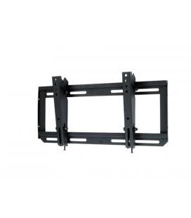 "Soporte plano pared inclinable phoenix para pantalla tv  hasta 50kg  / distancia pared 5.4cm / a partir de 30""/ negro"