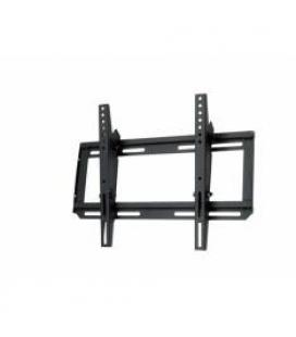 "Soporte plano pared inclinable phoenix para pantalla tv  hasta 60kg  / distancia pared 5.4cm / a partir de 30""/ negro"