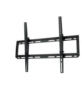 "Soporte plano pared inclinable phoenix para pantalla tv  hasta 70kg  / distancia pared 5.4cm / a partir de 30""/ negro"