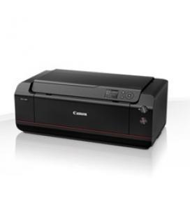 Plotter impresora canon pro-1000 inyeccion color pixma profesional foto a2/ 2400ppp/ usb/ wifi/ 12 tintas